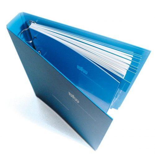 CD-Manual Corporate Design Manual Ordner CD-Unterlagen