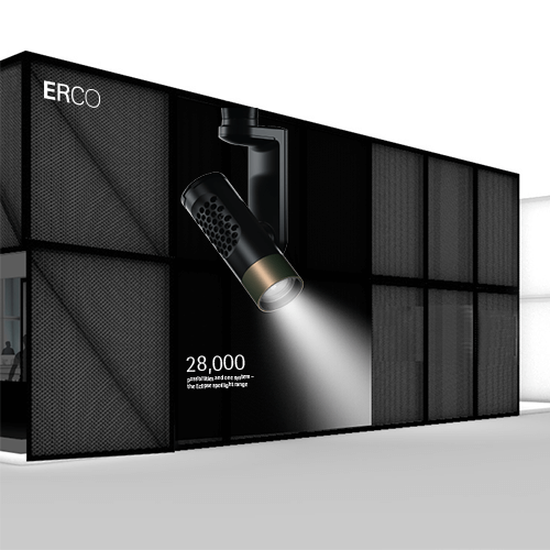 ERCO_Messestand light&building